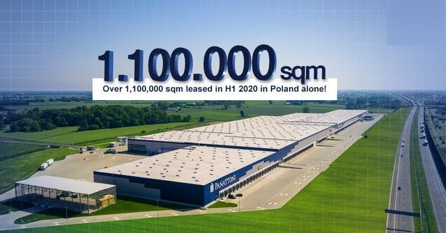 POLAND Over a million leased by Panattoni in H1
