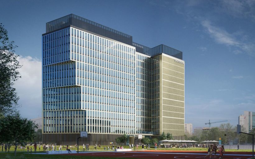 POLAND Skanska starts work at Wilanowska