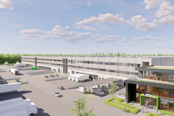 Union Investment acquires logistics project in Nuremberg region (DE)