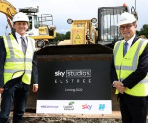 Sky Studios Elstree receives planning approval (GB)