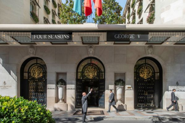 Four Seasons Paris unveils plans for reopening (FR)