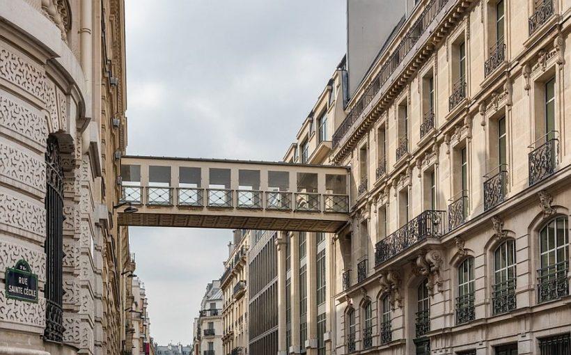 Paris offices bought for €165m