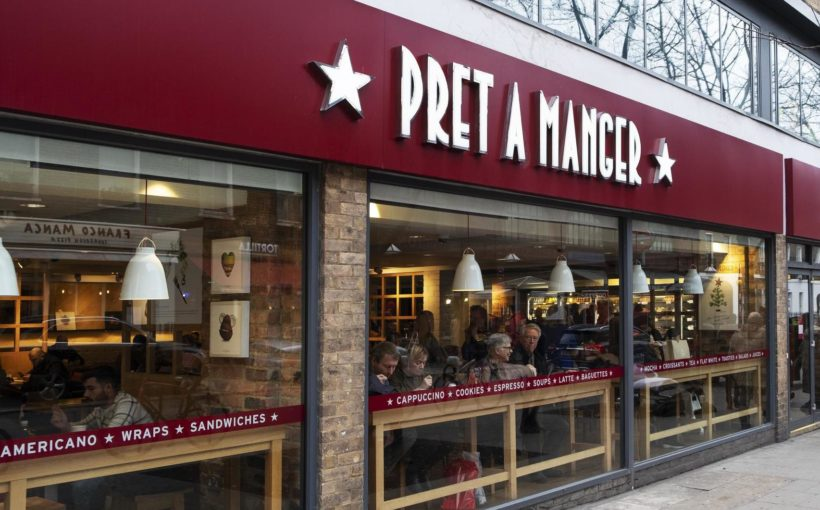 Pret a Manger Make Job Cuts