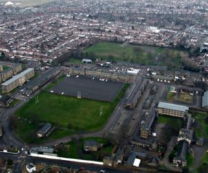 Inland Homes to develop Cavalry Barracks in Hounslow (GB)