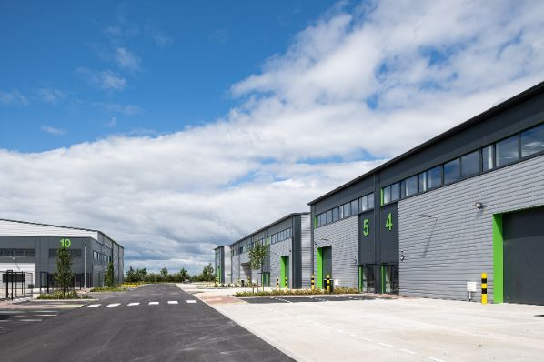 Chancerygate completes Furlong Business Park (GB)