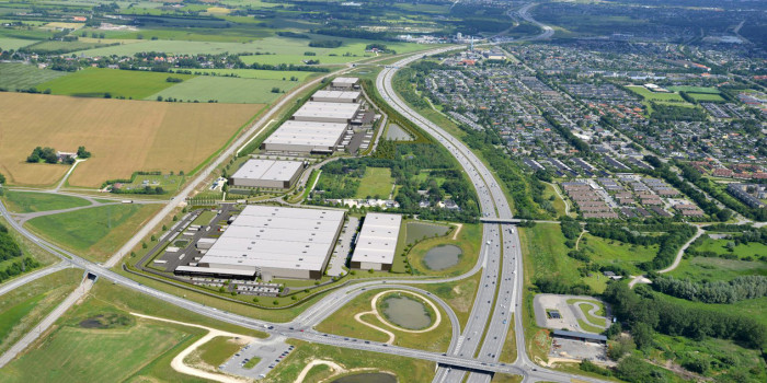 Verdion and Aviva Unveil EUR 200M Copenhagen Logistics Park Plan