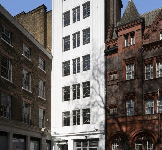 Hines fund buys 7 Soho Square in central London for £78m from Landsec