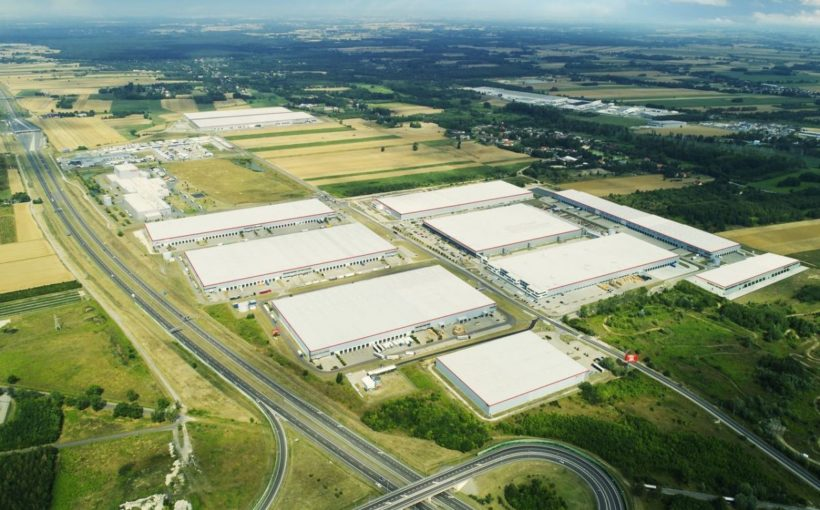 POLAND LPP, Investa and Centor happy in Segro Stryków