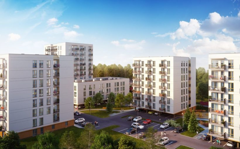 BALTIC STATES Eften enters residential rental market