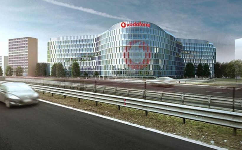 HUNGARY Vodafone moves HQ to Budapest One