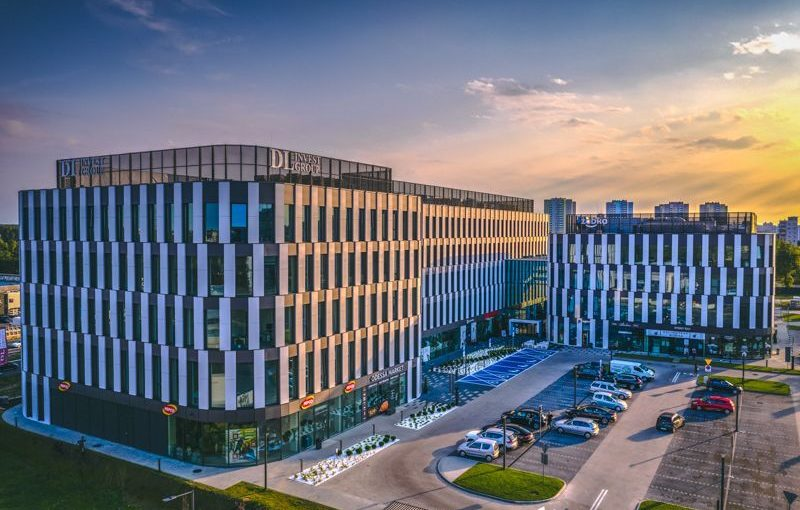 POLAND DL leases 11,5000 sqm in H1