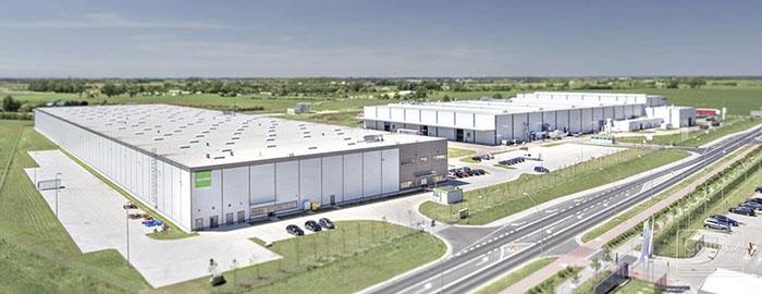 GLP Raises $1.3B for European Logistics Fund