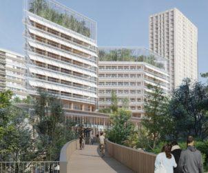 SEGRO to develop underground logistics centre in Paris