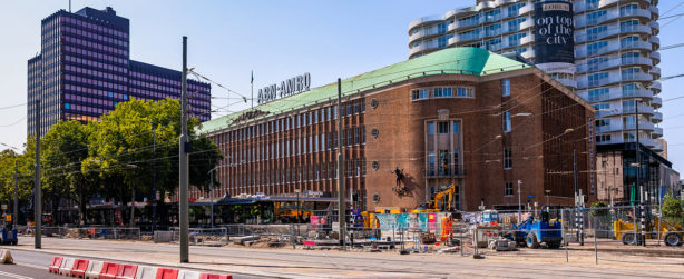 Multi Netherlands opens city centre project FORUM Rotterdam