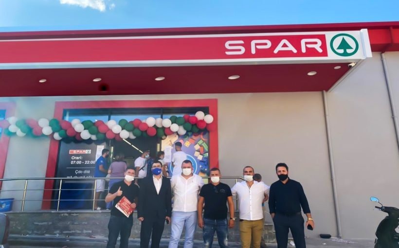 JUMBO and SPAR further expand their network of stores in Vlora and Pogradec