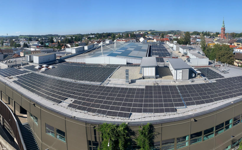 SES to install additional large-scale photovoltaic systems on top of shopping centers