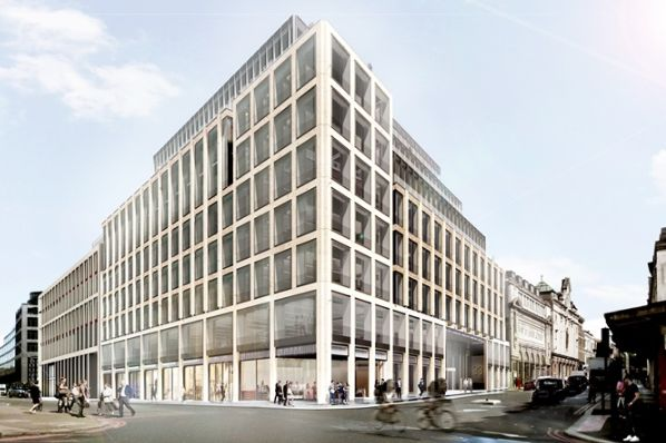 Mace to deliver Farringdon office project (GB)
