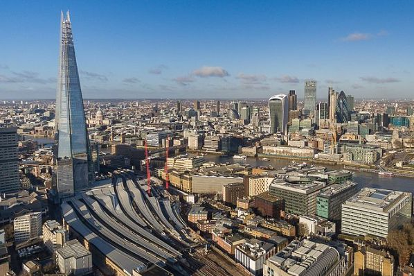 London tops world rankings for office investment in H1 2020 (GB)