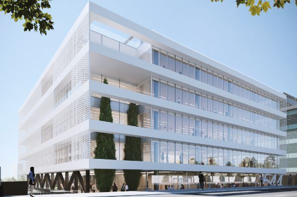 BNP Paribas Real Estate and Therus Invest partner for Spanish office scheme