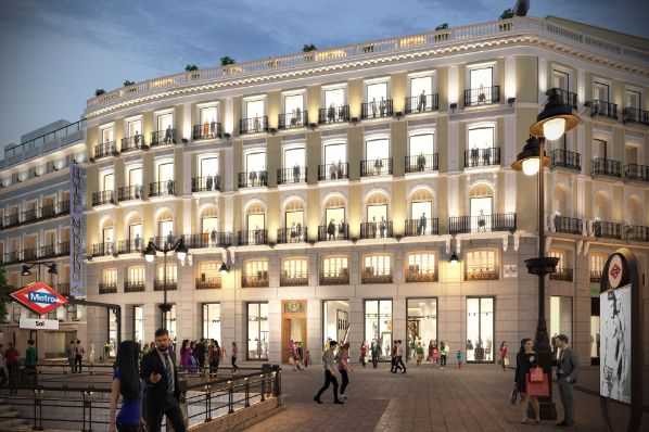 Kennedy Wilson secures planning for Madrid retail scheme (ES)
