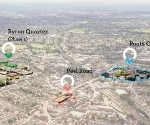 Wates secures €650m Harrow town centre project (GB)