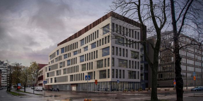 City of Helsinki Approves Building Permit for Nordea's New HQ
