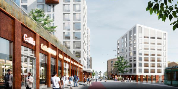 The Local Detailed Plan of the Kruunuvuorenranta Centre Block Is Progressing