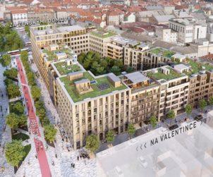 CZECH REPUBLIC Prague's largest city-forming project begins