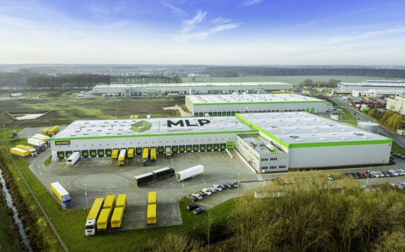 POLAND Pneuhage Serwis Opon wheels into MLP Poznań