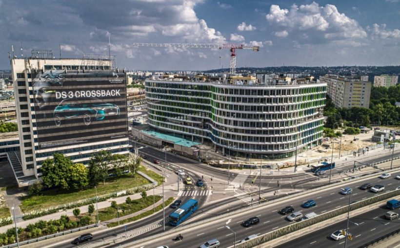 HUNGARY BT bets on Budapest One