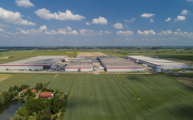 POLAND Two big leases at P3 Poznań