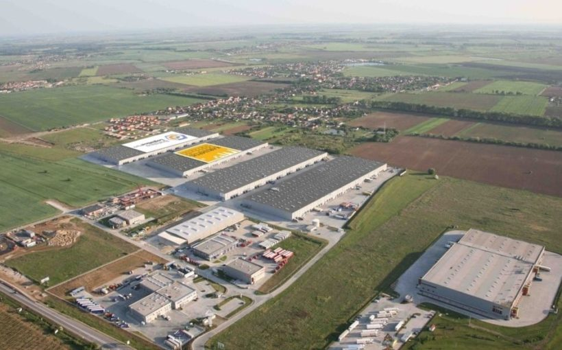 SLOVAKIA 'Slovak Amazon' readies for expansion in Bratislava Logistics Park
