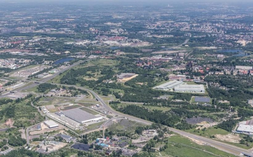 Poland Active warehouse investment in Silesia