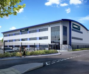 Barberry Set to Deliver Key Birmingham Manufacturing Site