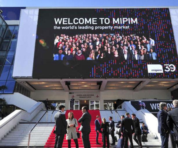 MIPIM /// June 7-10, 2021 /// Cannes, France