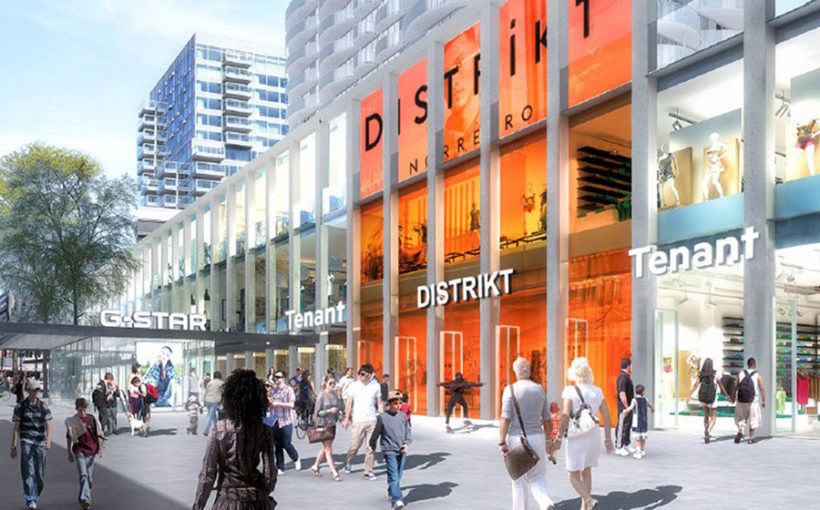 Rethink and Reshape Retail Space
