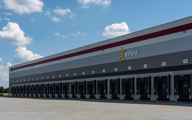 P3 builds another sorting facility for InPost