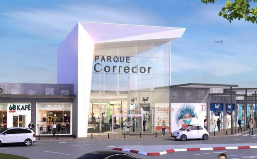 Parque Corredor Renovation Nears Completion