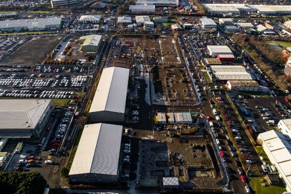UBS AM completes new lettings at Edinburgh industrial estate