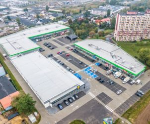 Trei opens its 19th Vendo Park in Poland