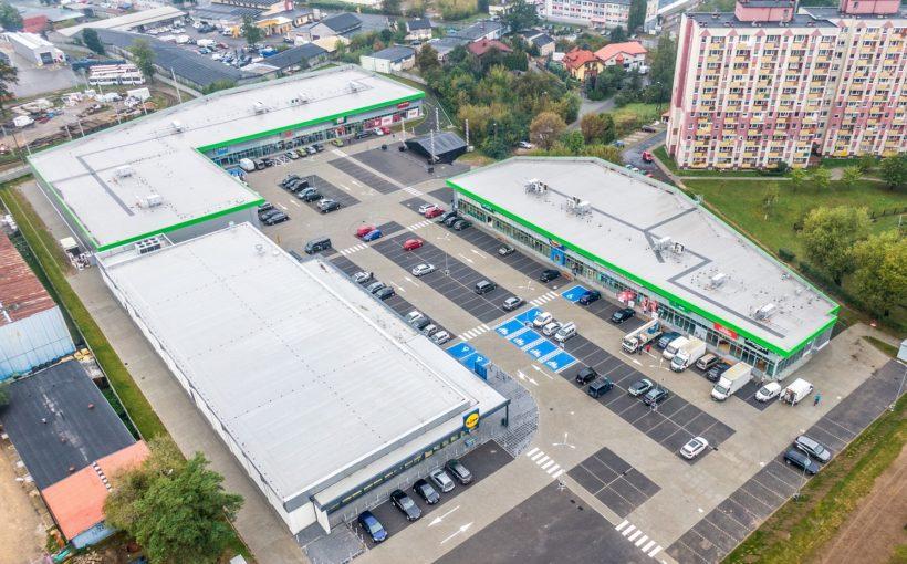 Trei opens its 19th Vendo Park in Poland