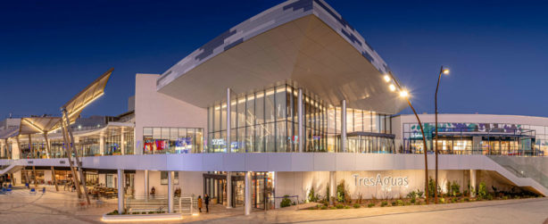 TresAguas shopping centre refurbishment completes in Madrid