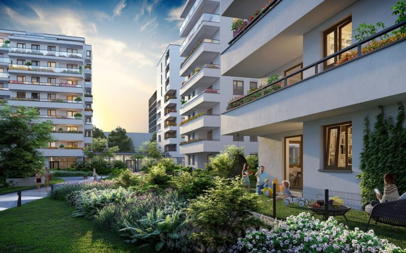 Yareal is building new apartments in Warsaw's Mokotów district