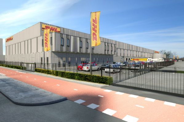 AEW acquires DHL warehouse in the Netherlands