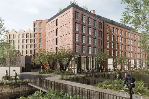 DTZ Investors secure €77.2m Earlsfield co-living scheme (GB)