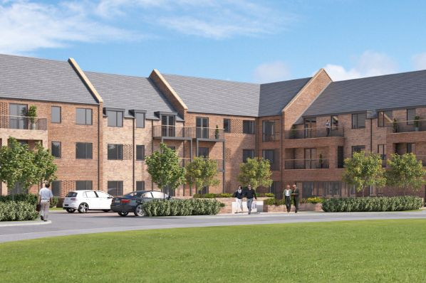 Bernicia secures €83m financing for the North East resi scheme (GB)