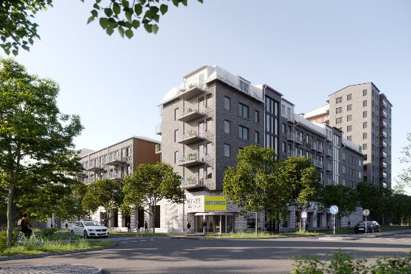 Patrizia acquires Malmo resi development for €100m (SE)