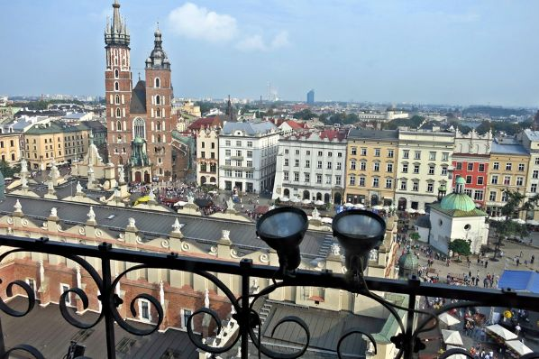 Partners Group invests €200m in Polish office portfolio