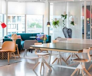 Hybrid Hospitality – A Blend of Hotel and Co-working Office Space