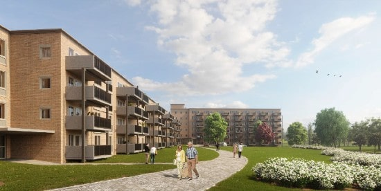 Catella buys senior living complex in Maastricht for €37m